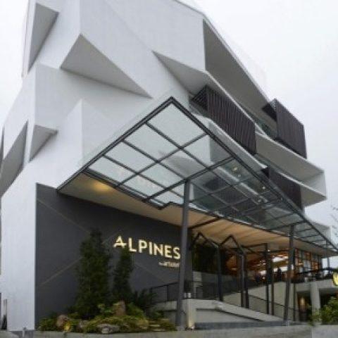 Aplines Hotel Batu Malang